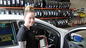 The struggle to break into a male-dominated world: Cork woman tells how she loves being a greasy mechanic