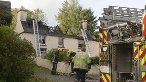 Man in 40s dies in fire as Dunmanway farmhouse gutted