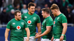 Irish rugby now has the strength in depth to take on the best in the world