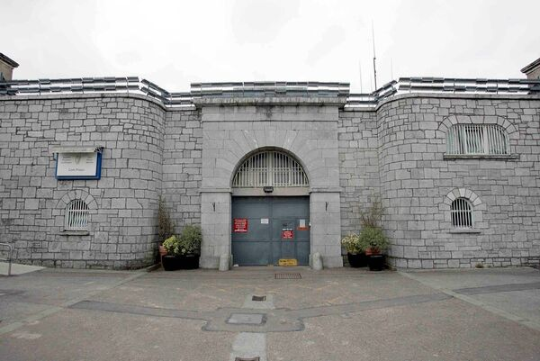€500,000 has been spent on the old Cork Prison since it closed. Picture: Cillian Kelly