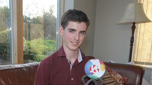 Cork's Young Scientist champ takes on the best in Europe