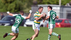 Into the west... Carbery Rangers laid down a marker in blitzing Ballincollig