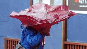 Weather warning issued for Cork this evening