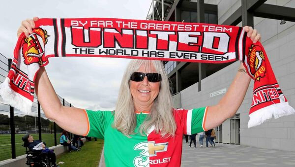Noelle Corkery, Passage West at the Liam Miller Tribute match at Pairc Ui Chaoimh. Picture: Jim Coughlan.