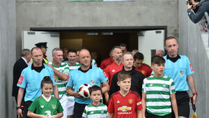 Legends line out for Liam Miller at Páirc