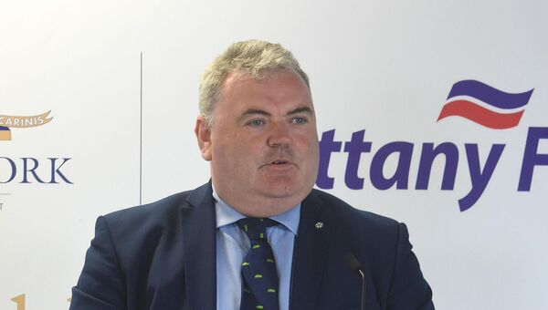 John Mullins, Chairman, Port of Cork