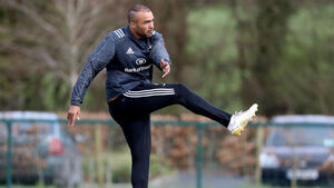 Tough decisions for van Graan on Zebo and Earls for Munster's trip to France