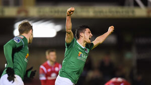 Keohane earns Cork City home win over Rovers