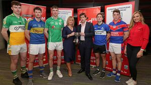 Sars are top of the RedFM Senior Hurling League