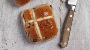 Video: Bake a batch of Hot Cross Buns, it's an Easter tradition after all!