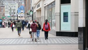 City shops are cutting staff hours due to traffic ban
