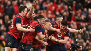 Munster and Leinster roared into the last four of the Champions Cup