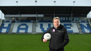 The Dubs beware: Cahalane is joining forces with Harry Redknapp