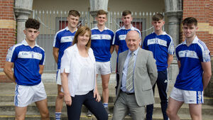 Mon united... new hurling initiative is a huge boost for the Harty Cup