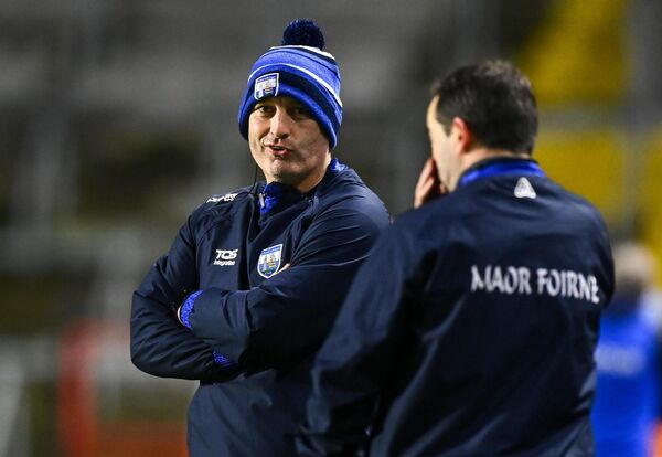 Waterford manager Liam Cahill. Picture: Eóin Noonan/Sportsfile
