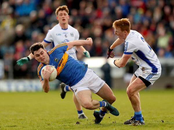 Michael Quinlivan is Tipp's attacking leader. Picture: INPHO/James Crombie