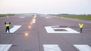 Cork Airport runway gets new names due to a shift in Earth's magnetic poles