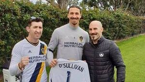 Cork boxing ace Spike has soccer superstar Zlatan in his corner ahead of his latest fight