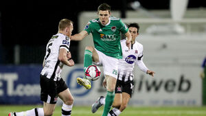 Cotter isn't bothered by the perception that Dundalk are a more attractive team than City