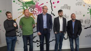 Cork politicians show support for Yes vote