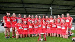 Rebels avenged loss to claim Division 2 camogie title