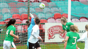 Goal ace Saoirse delivers a vital draw on home turf for the Ireland U19s