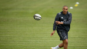 Zebo will start his last game at Thomond Park in play-off against Edinburgh