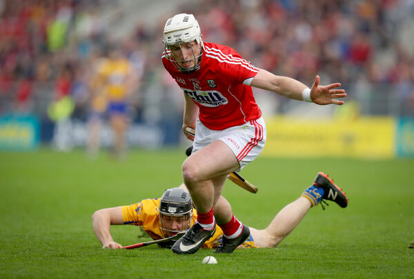 Patrick Horgan was on fire. Picture: INPHO/Oisin Keniry