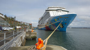 More than 12,000 cruise passengers coming to Cork next week