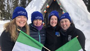 Cork trio trek 150km together across the Arctic