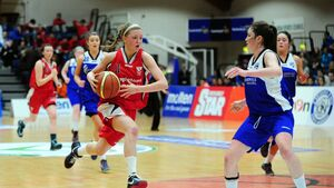 Cork basketballer Thornton is showing her class in March Madness