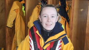 Inspired to join RNLI crew after my rescue