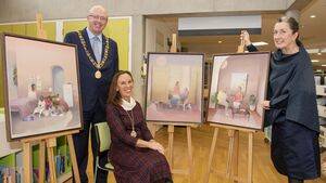 UCC artworks go on tour of Cork libraries and community centres