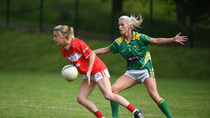 Ladies footballers can repeat their league victory over the Kingdom