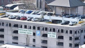 City Hall staff provided with 285 city centre parking spaces