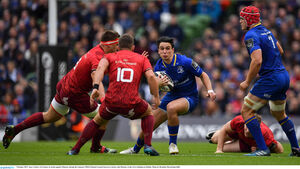 Joey Carbery confirms he'll make the switch from Leinster to Munster