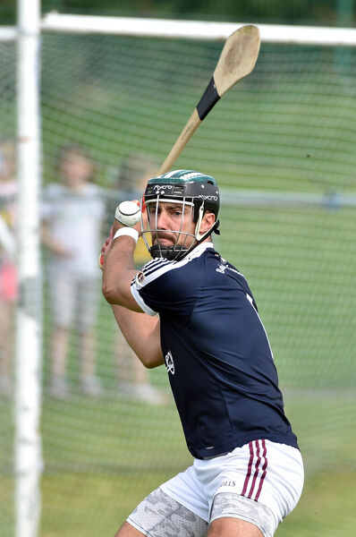 O'Halloran playing hurling for Bishopstown. Picture: Eddie O'Hare