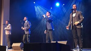 The Overtones deliver on Matley promise