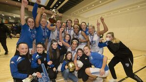 Glanmire sealed their ninth league title with a tenacious display against Celtics