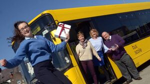 Video: Jane's trip on the buses sees her win 'Go Places' prize