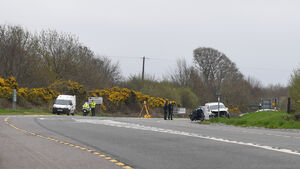 US tourist is seriously injured in Cork crash