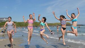 Cork doctor warns to guard against sunburn and heat stroke as hot weather continues