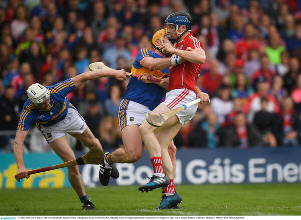 Cork needed more from Conor Lehane. Picture: Eóin Noonan/Sportsfile