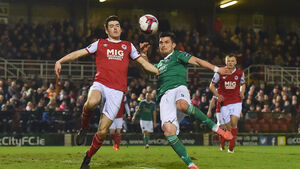 Cummins puts Cork City back into top two