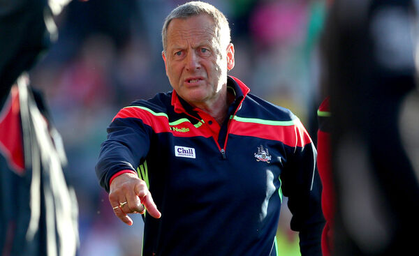 John Meyler. Picture: INPHO/James Crombie