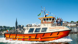 New boat tour of Cork harbour launches