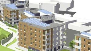 Plans for 112 apartments in Blackpool submitted by City Hall