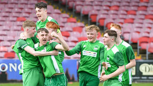 Greenwood had stars throughout their FAI U17 Cup winning side in thrilling decider at the Cross