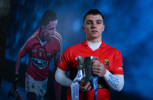 UCC, Douglas and Cork footballer Sean Powter. Picture: Ramsey Cardy/Sportsfile