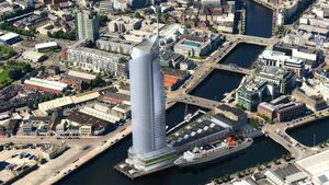 Skyscrapers to become a reality on Cork skyline